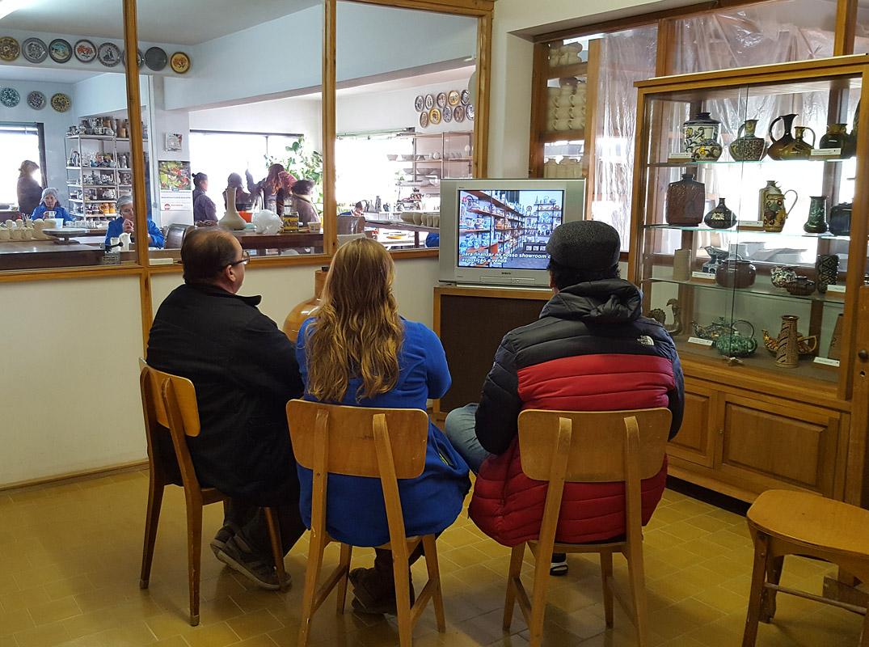 Visita a fabrica de Cerámica Bariloche - Tour -