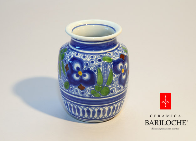 Florero en Pensamiento Ceramica Bariloche