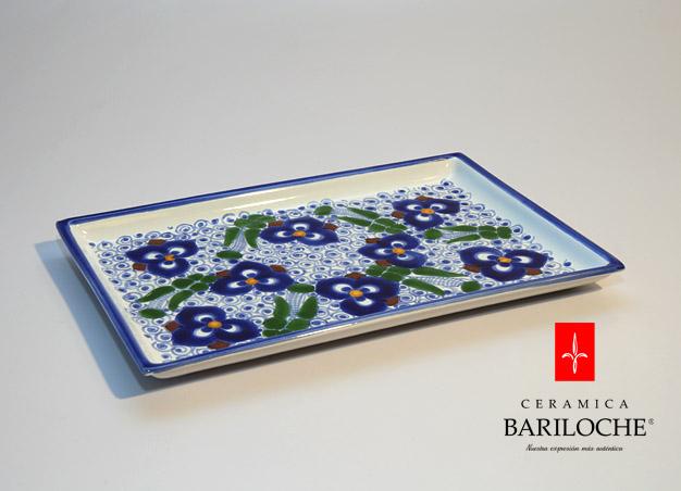 Fuente en Pensamiento Ceramica Bariloche