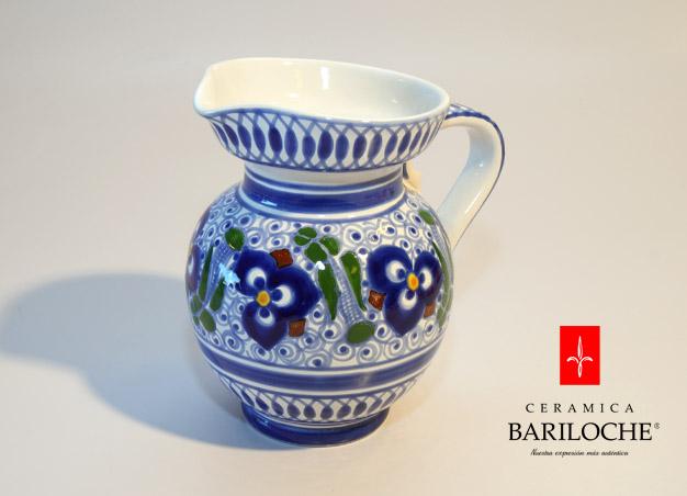 Jarra en Pensamiento Ceramica Bariloche