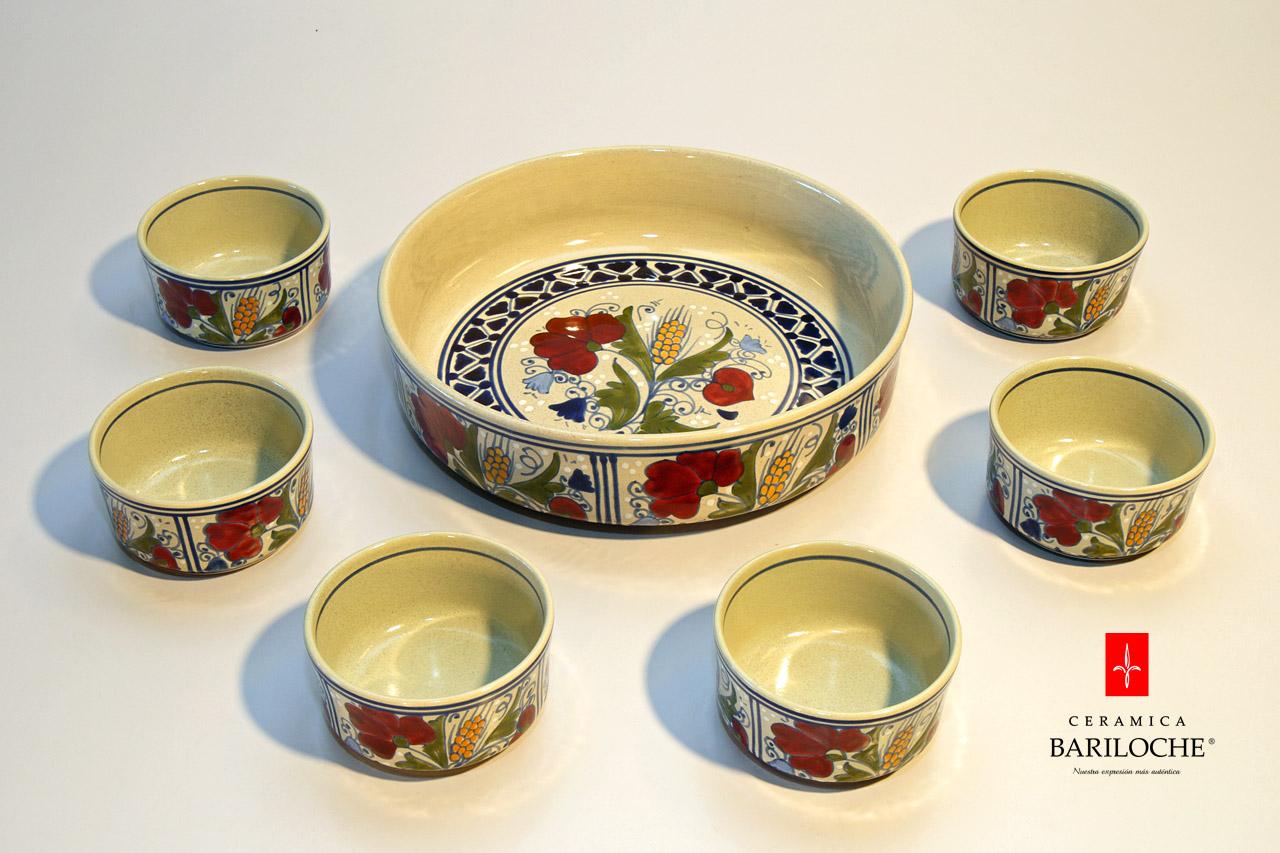 juego de compoteras en espiga ceramica bariloche1