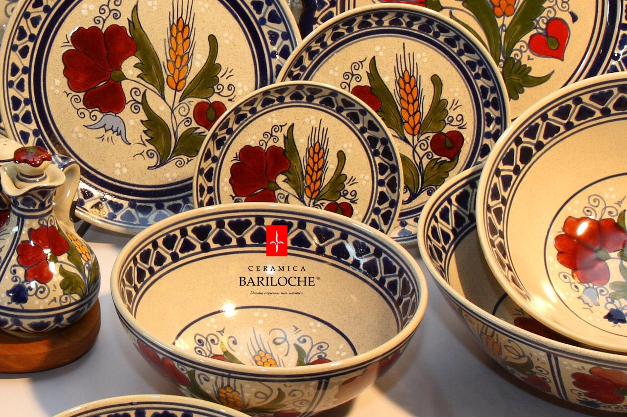 Objetos de cer mica porcelana gres cer mica bariloche for Tecnicas para esmaltar ceramica