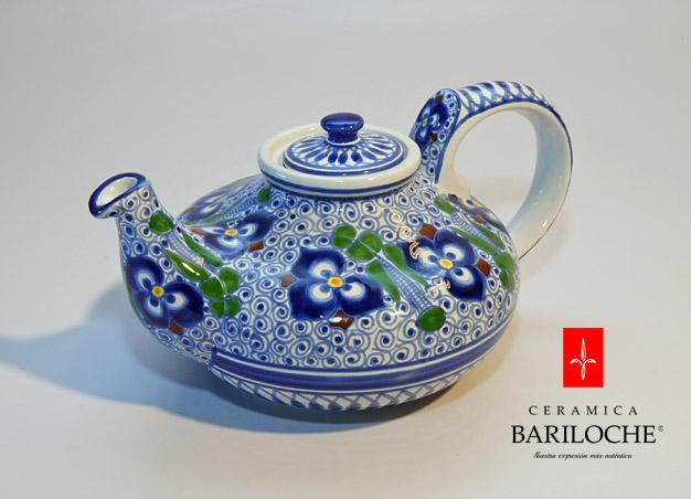 Tetera en Pensamiento Ceramica Bariloche