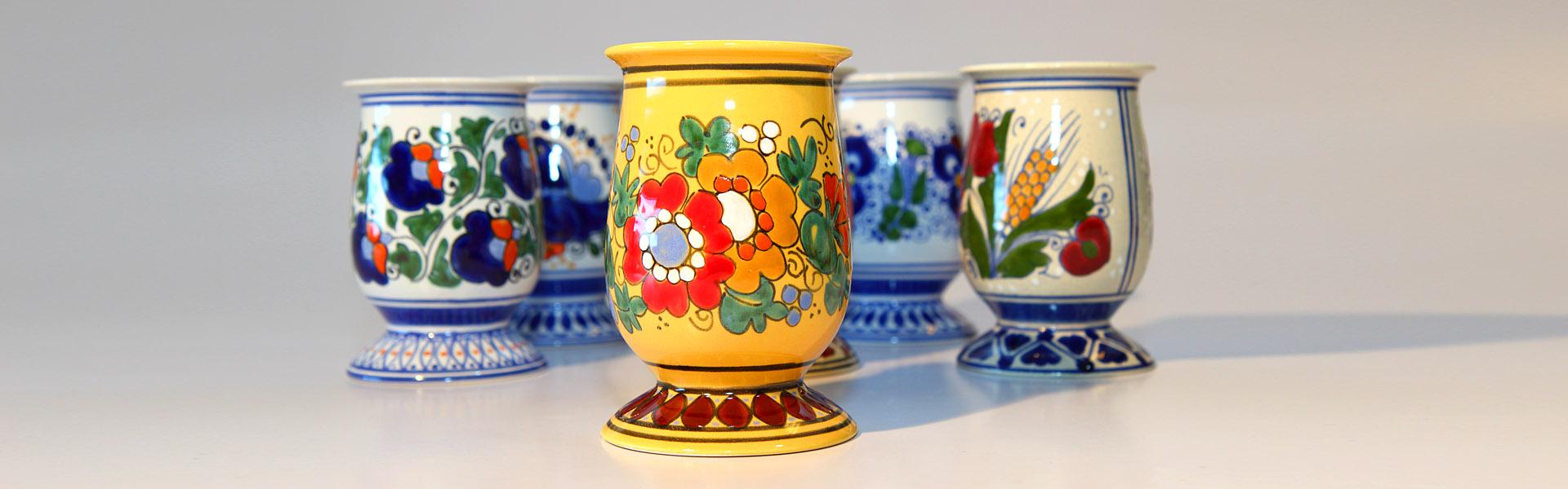 Mate Argentino Ceramica Bariloche