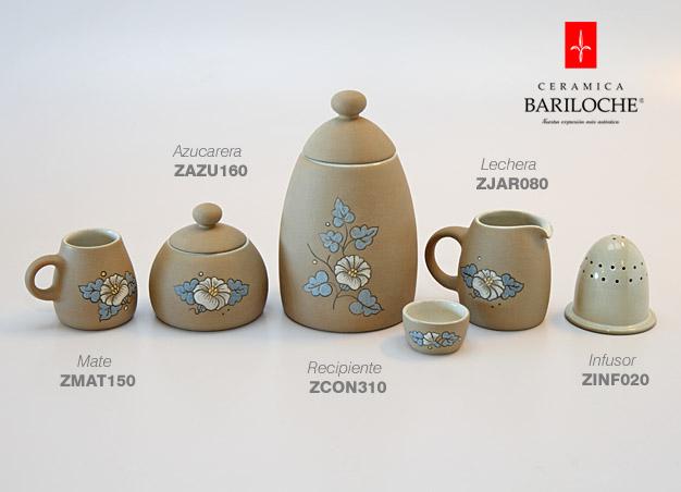 Modelos l nea gres cer mica bariloche for Pasta para ceramica gres