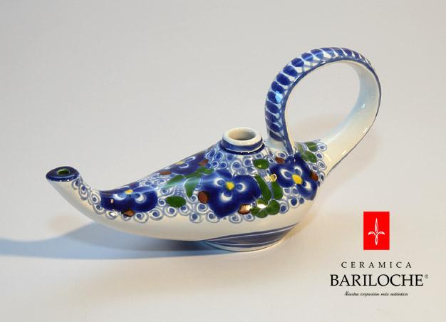Lámpara de Aladino en Pensamiento Ceramica Bariloche
