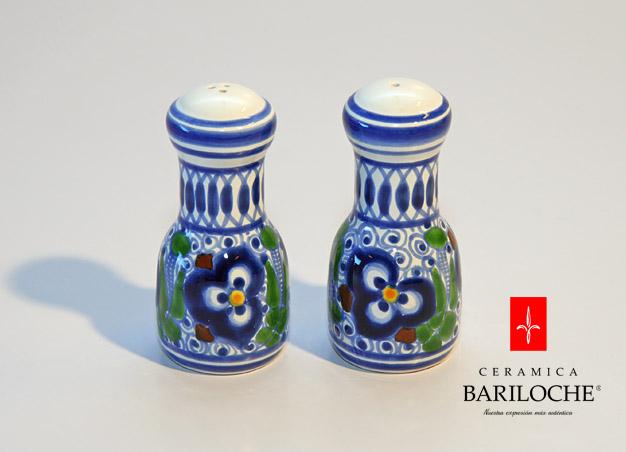 Salero en Pensamiento Ceramica Bariloche